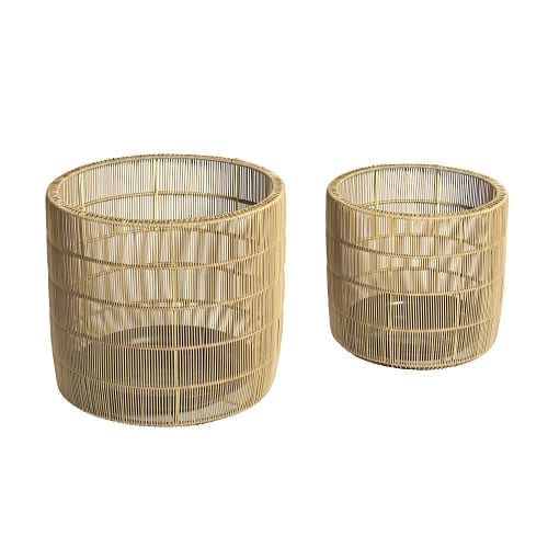 Bo planter set - natural | Max & Luuk