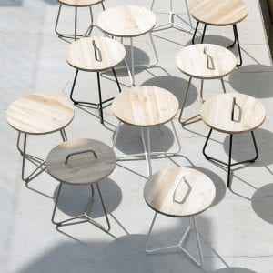 Ava and Lily side tables   Max & Luuk