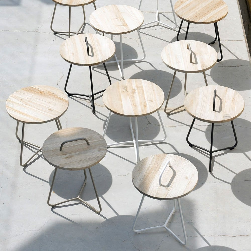 Ava and Lily side tables | Max & Luuk