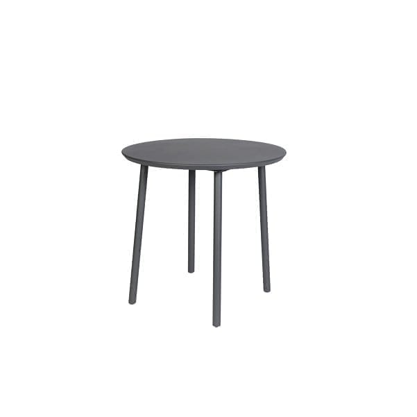 George table ⌀ 80 - anthracite | Max & Luuk
