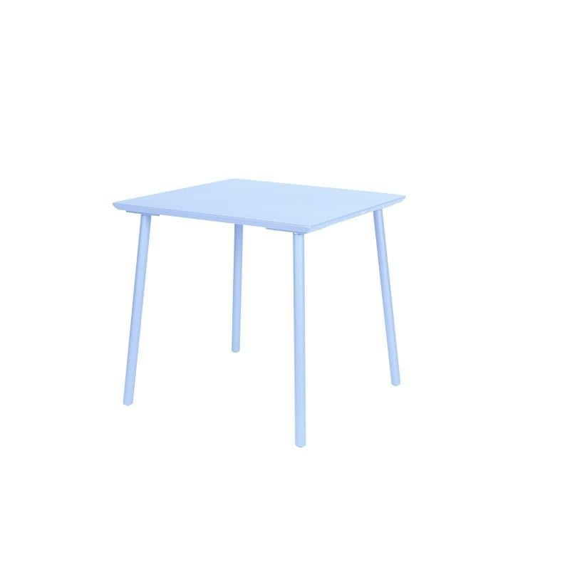 George table 80x80 - blue | Max & Luuk