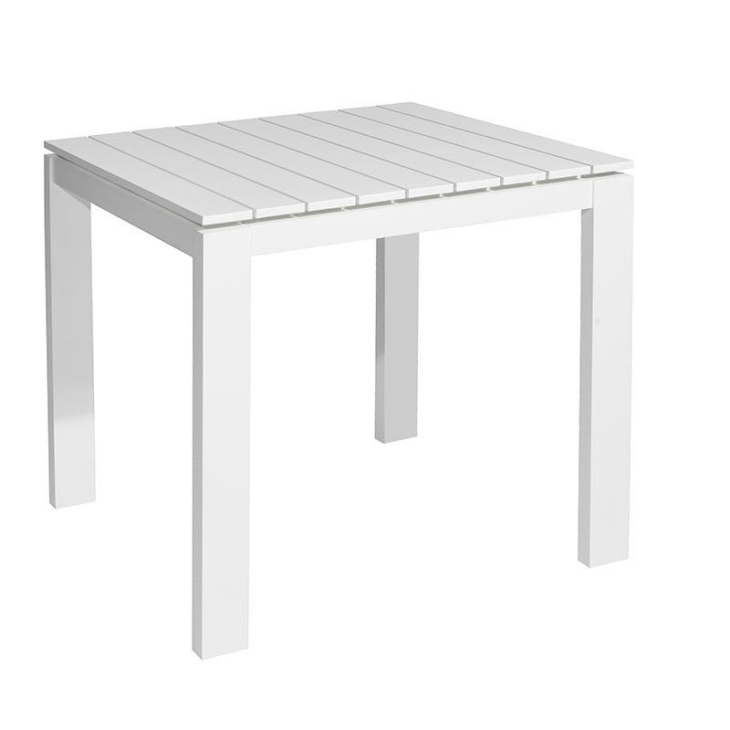 Morris table 80x80 - white | Max & Luuk