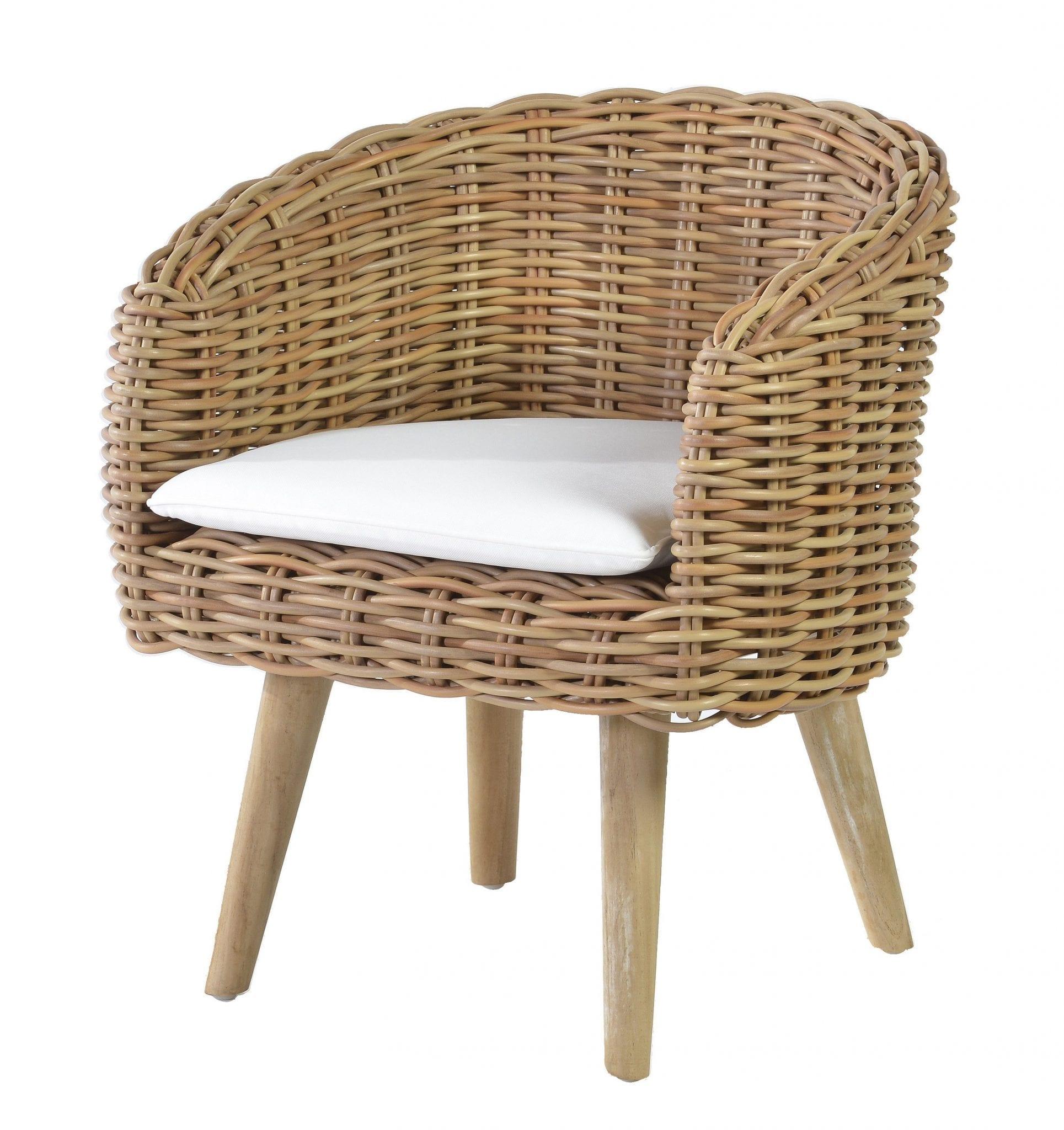 Lois club chair with cushion | Max & Luuk