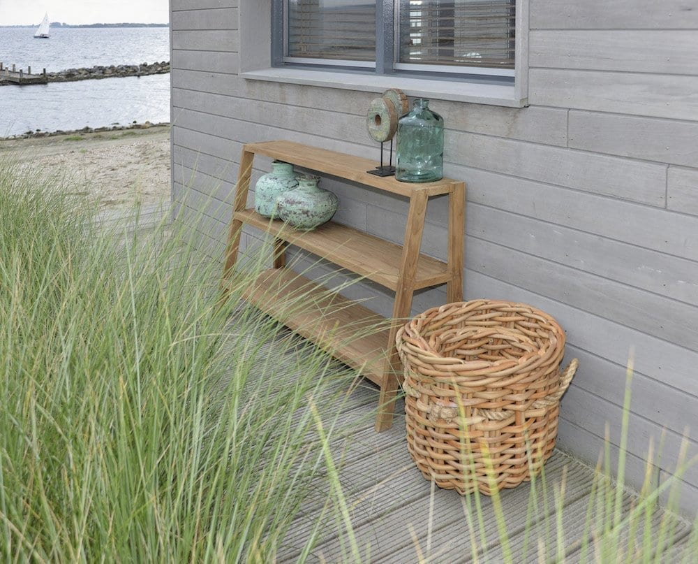 Puck rack and Marly basket | Max & Luuk