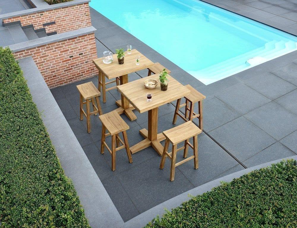 Thomas bar table and Michael bar stool   Max & Luuk