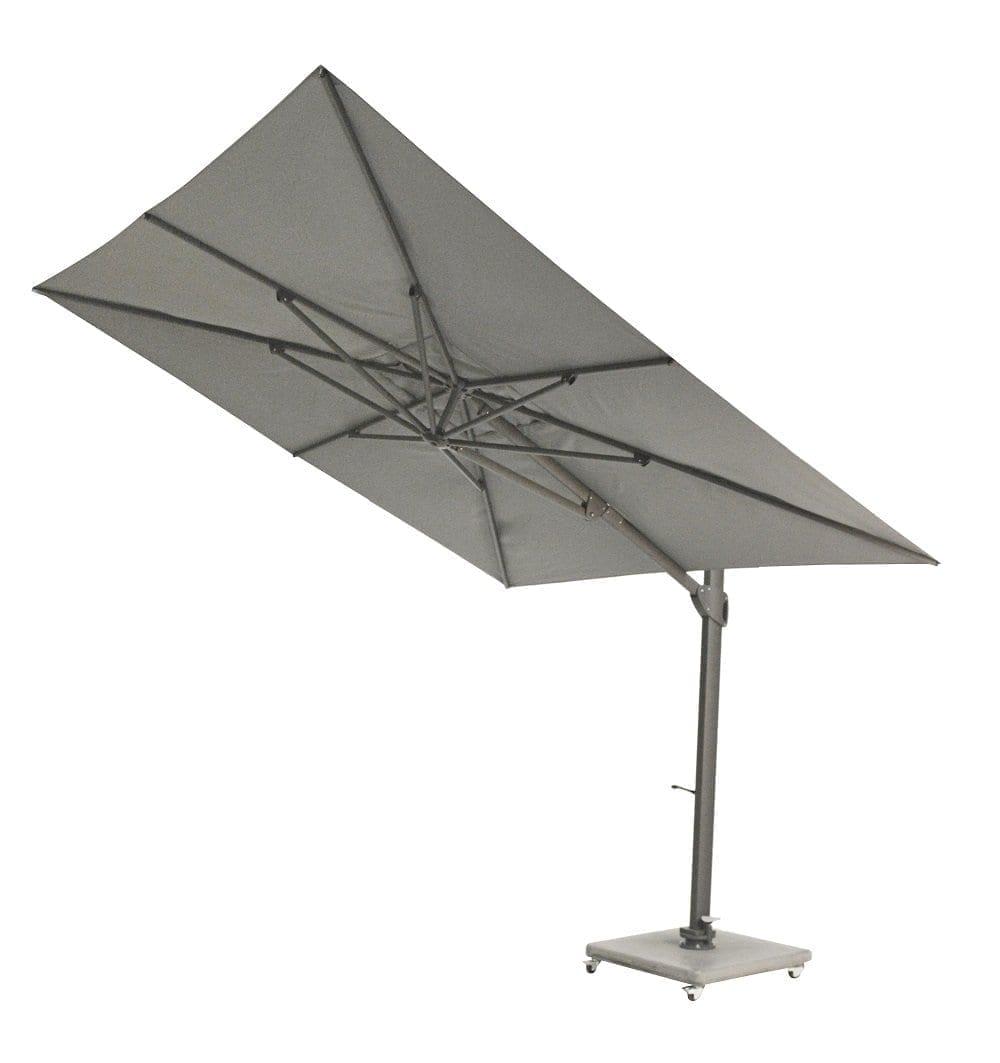 Vince parasol 300x300 - dark grey | Max & Luuk
