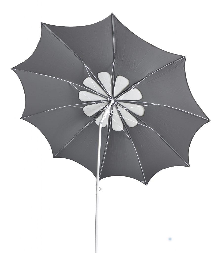 Flora parasol - grey white | Max & Luuk