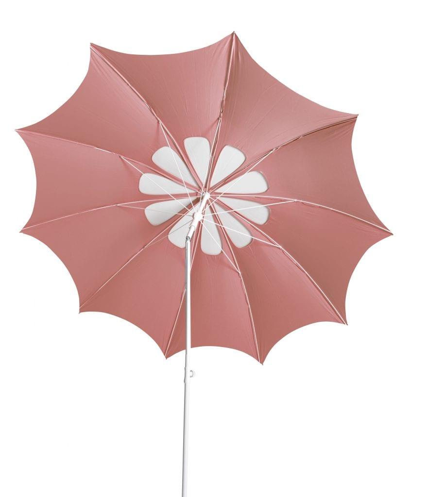 Flora parasol - lantana white | Max & Luuk