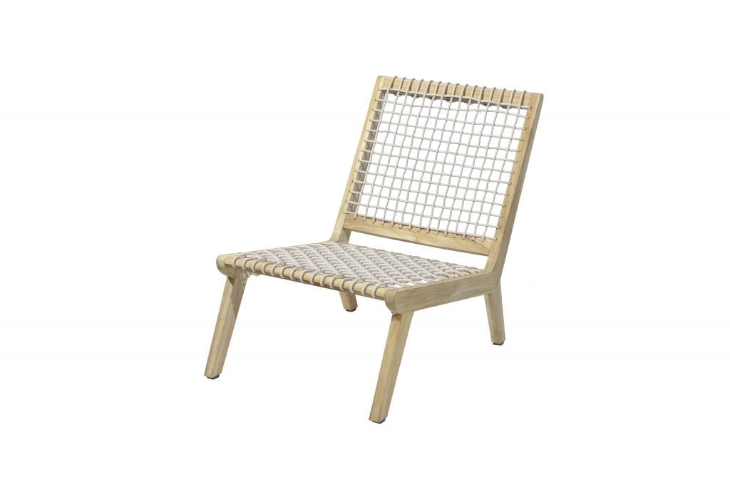 Lucy lounge chair without armrests | Max & Luuk