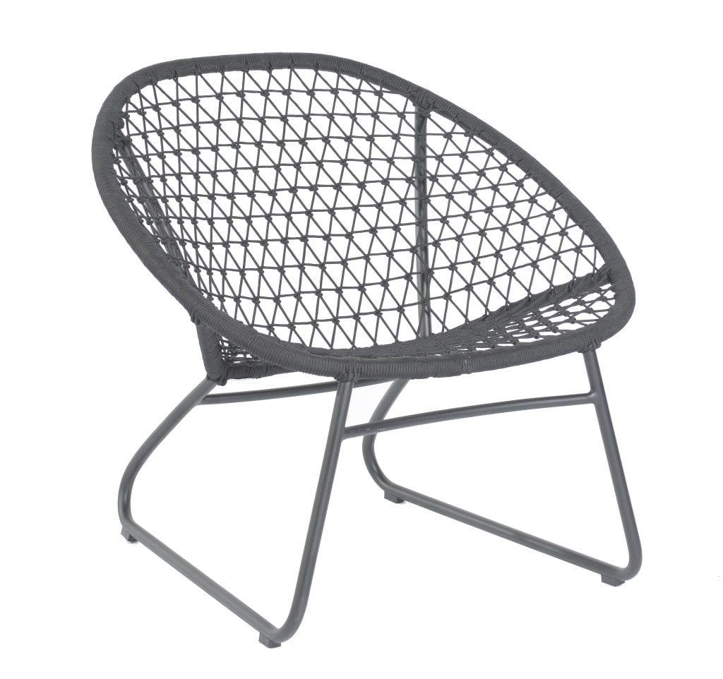 Bella occasional chair - lava | Max & Luuk