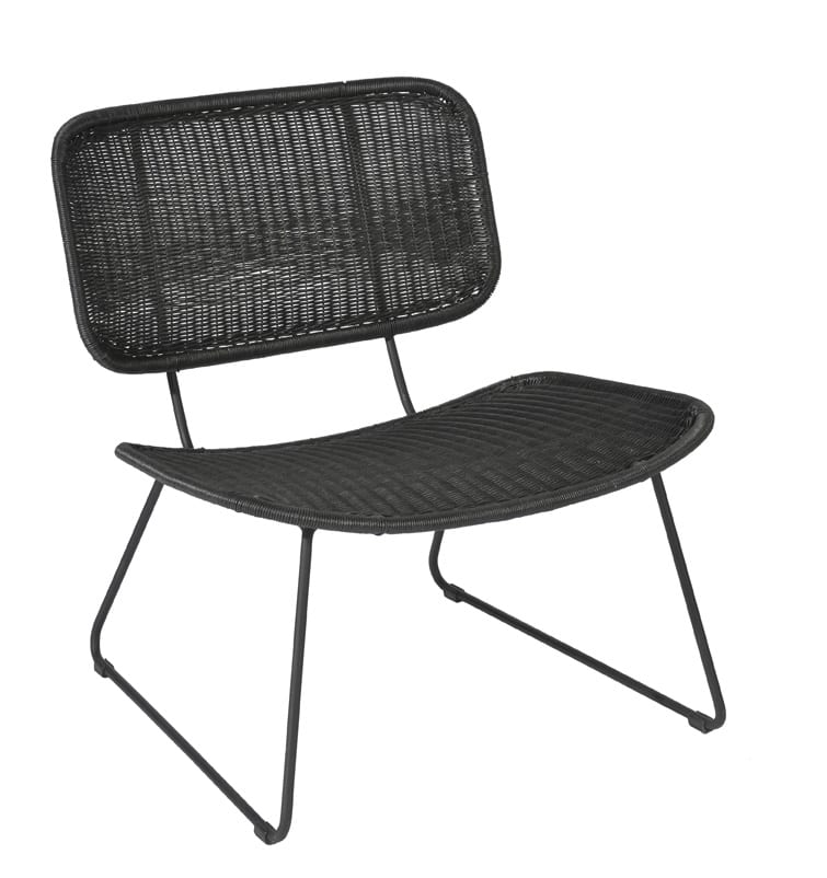 Amy lounge chair - lava | Max & Luuk