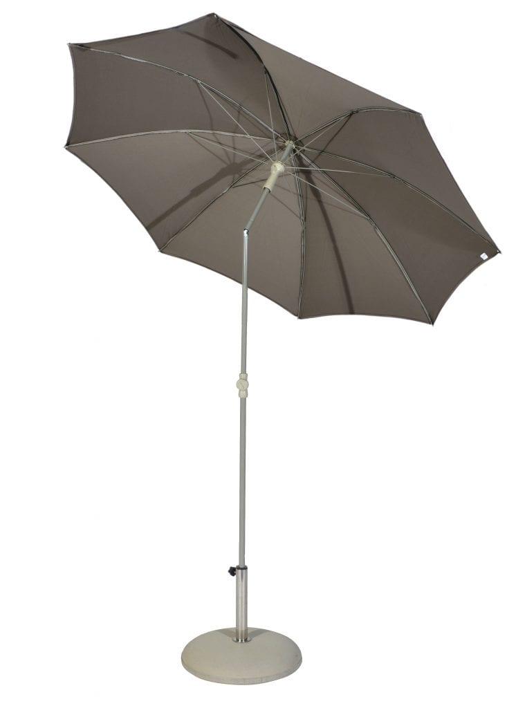 Katie parasol ∅200 - dark grey | Max & Luuk