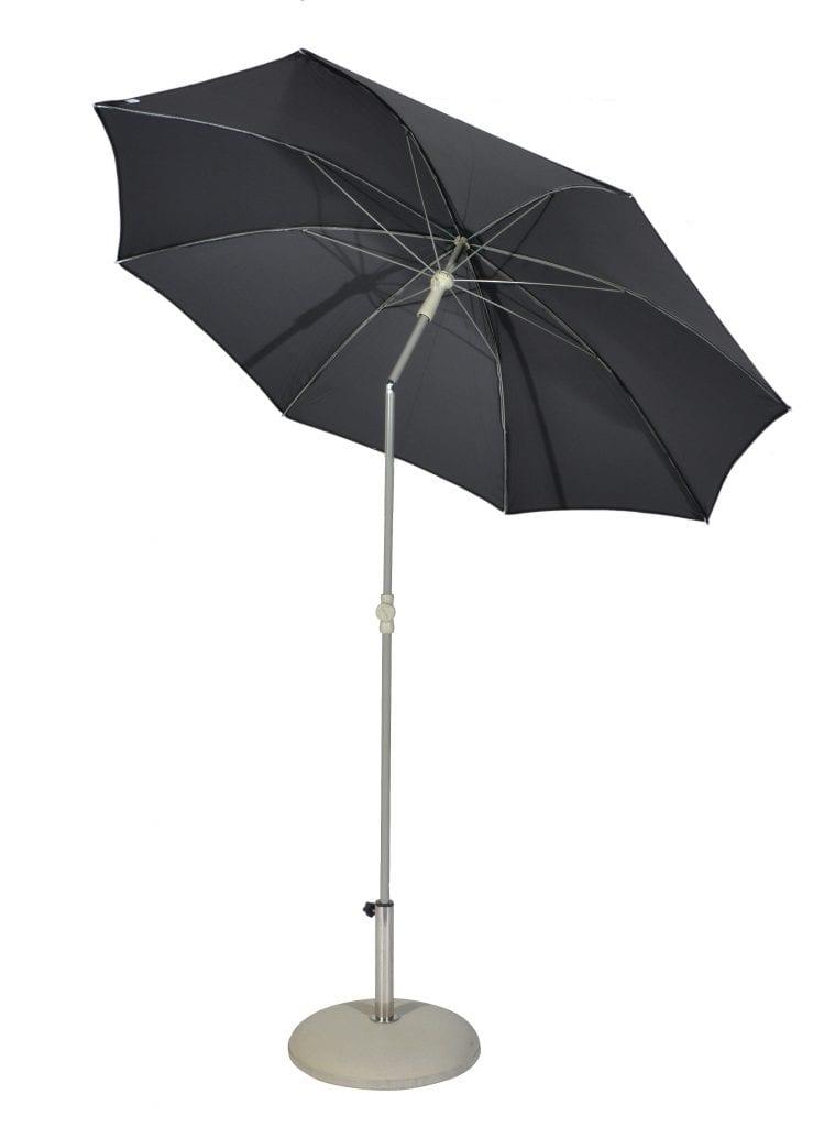 Katie parasol ∅200 - black | Max & Luuk