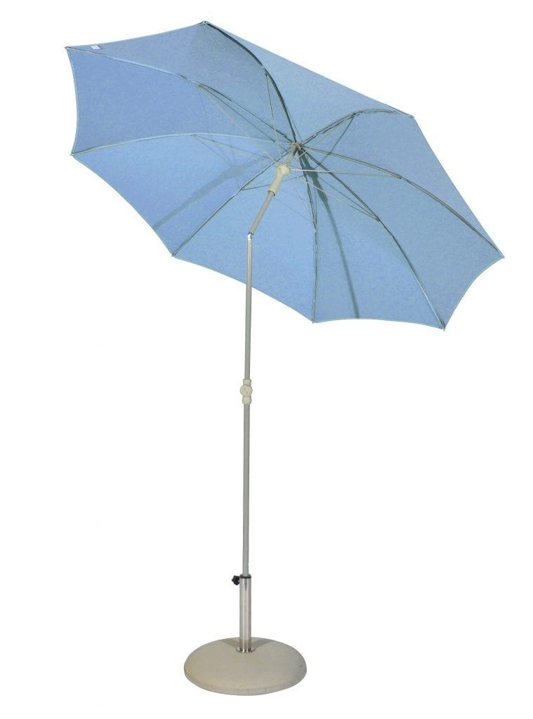 Katie parasol ∅200 - blue | Max & Luuk