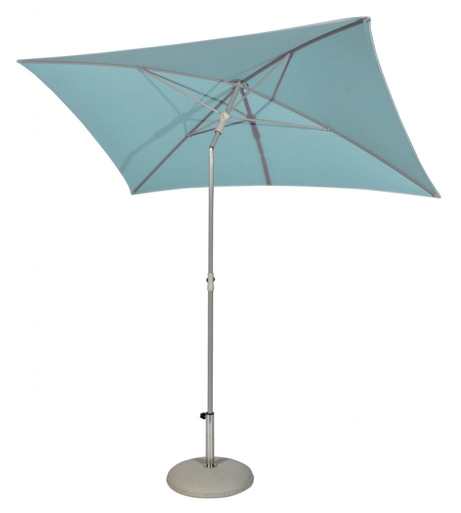 Katie parasol - aqua | Max & Luuk