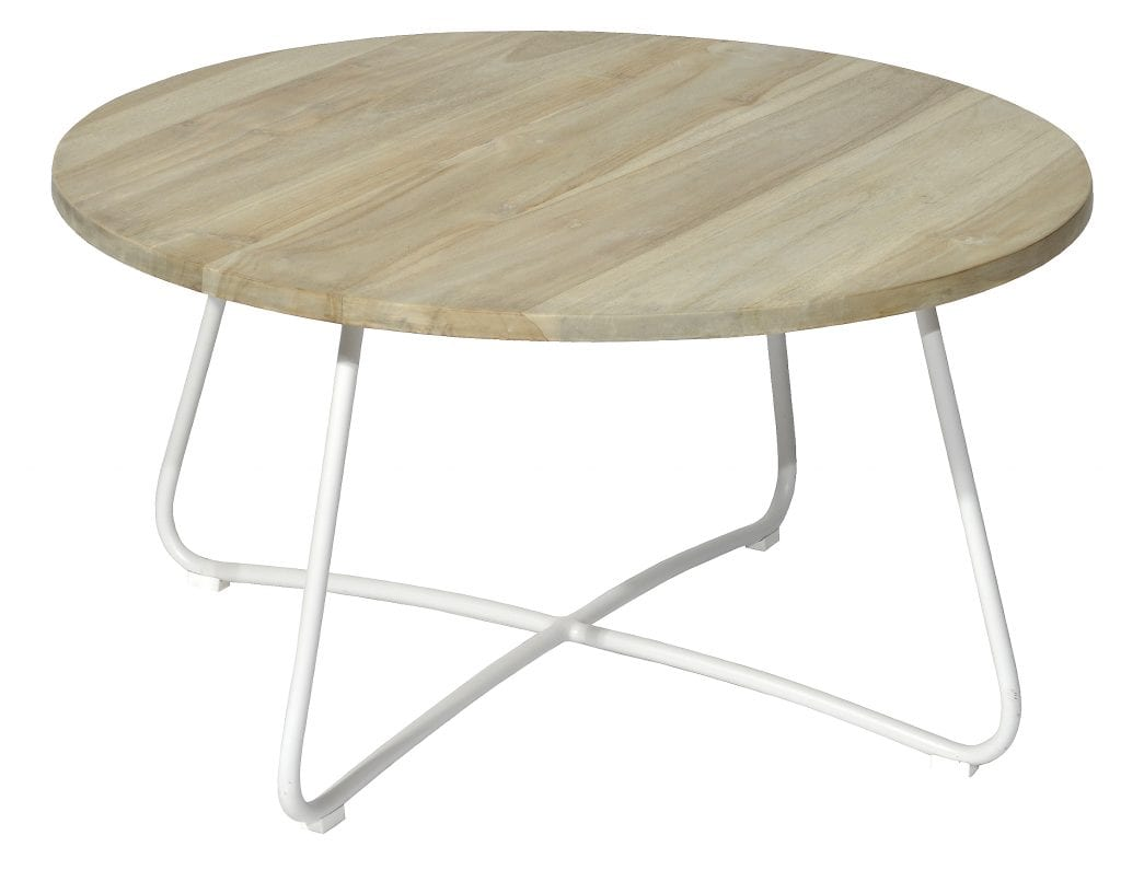 Lily coffee table - white | Max & Luuk