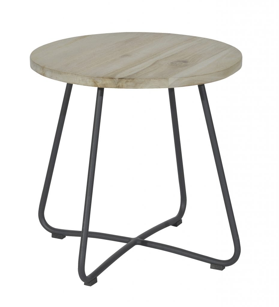 Lily side table - anthracite | Max & Luuk
