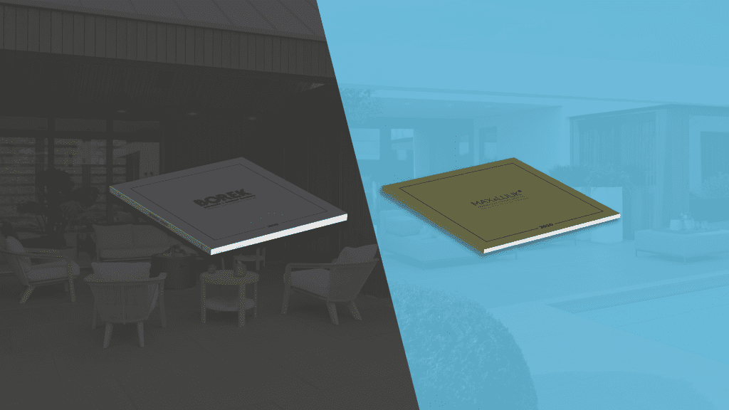 Brochures - Borek and Max & Luuk 2020 - slider